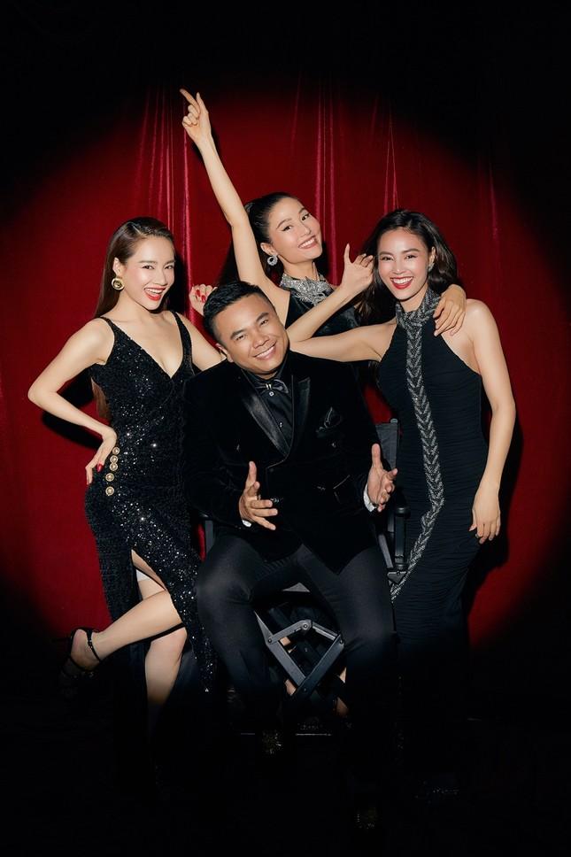 Ba ngọc nữ phim Việt so sắc vóc với đầm đen: Nhã Phương liệu có thua Lan Ngọc, Diễm My? ảnh 1