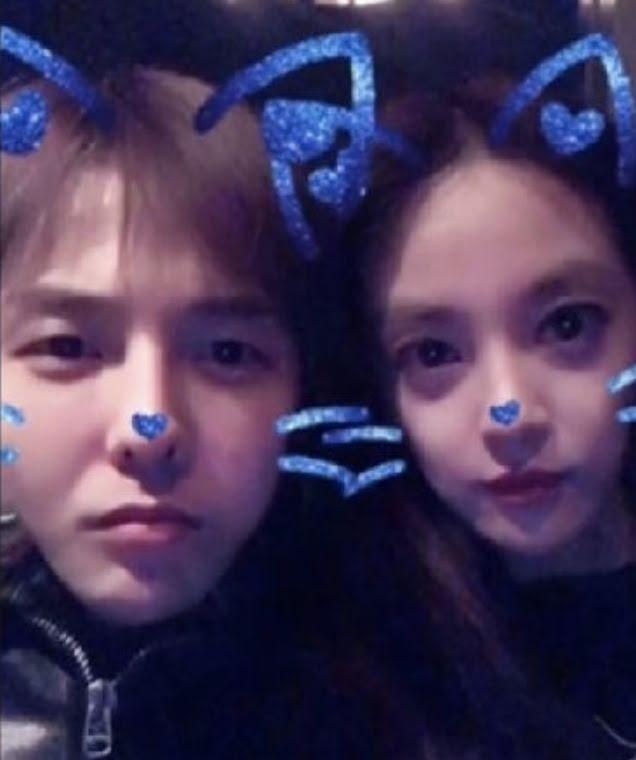 """Sau tin đồn hẹn hò của G-Dragon và Jennie, """"tình cũ"""" nhà trai có động thái đáng ngờ ảnh 1"""