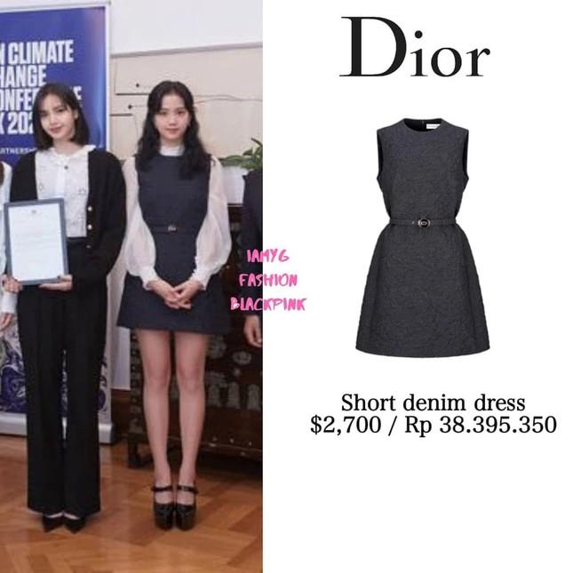 """Sau tất cả, Jisoo (BLACKPINK) đã tìm được kiểu váy sang chảnh mà """"rất hợp với dáng em"""" ảnh 2"""
