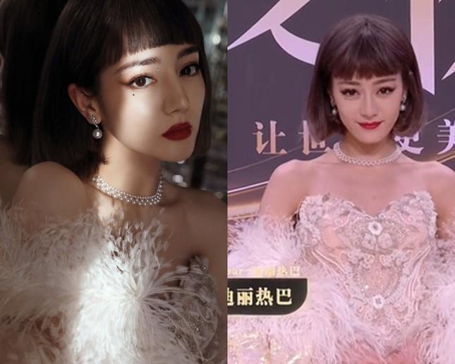 Đến hẹn lại lên, thảm đỏ Weibo trở thành nơi netizen soi nhan sắc thực của sao nữ C-Biz ảnh 4