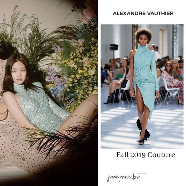 Bái phục stylist của BLACKPINK: Chẳng ngại chỉnh sửa cả váy Haute Couture cho Rosé diện ảnh 4
