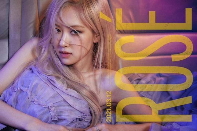 Chỉ vì ảnh teaser quá xinh mà Rosé (BLACKPINK) lại bị netizen nghi ngờ đụng dao kéo ảnh 1