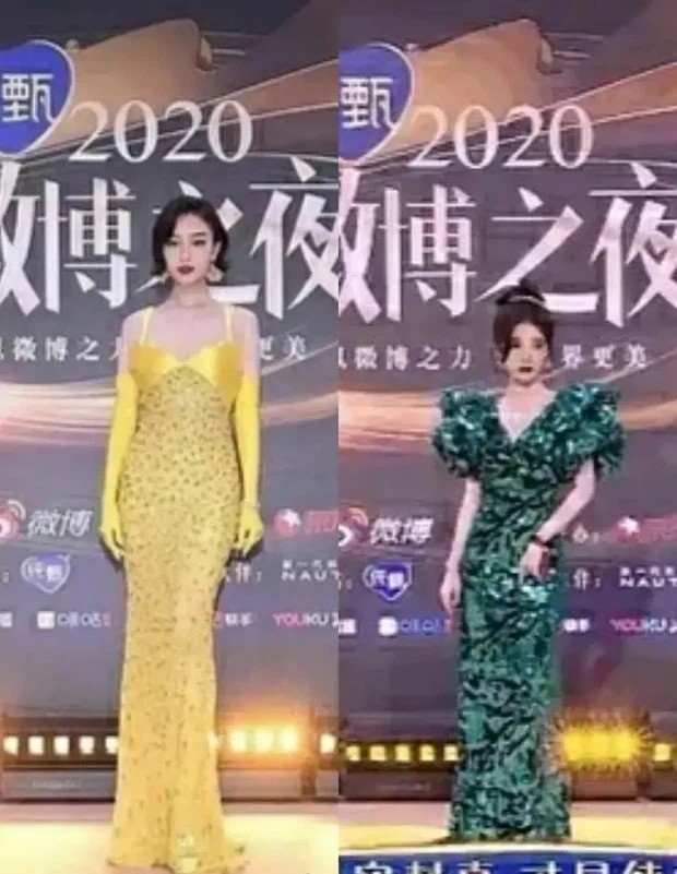 """Đi giày siêu cao nhưng """"mỹ nữ 4000 năm"""" Cúc Tịnh Y vẫn không giấu được vóc dáng thật ảnh 4"""