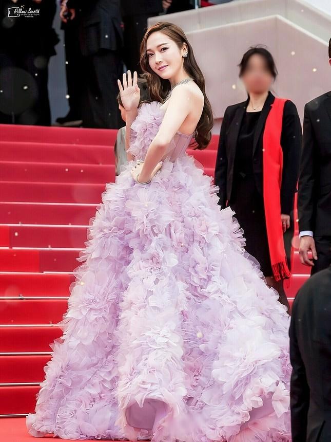 """Sao Hàn diện đồ Haute Couture: BLACKPINK dù đỉnh cao nhưng vẫn chịu thua """"chị đại"""" này ảnh 6"""