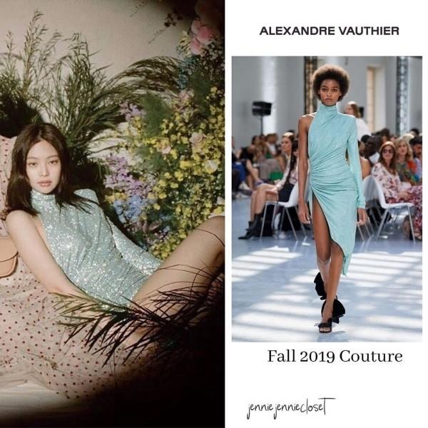 """Sao Hàn diện đồ Haute Couture: BLACKPINK dù đỉnh cao nhưng vẫn chịu thua """"chị đại"""" này ảnh 3"""