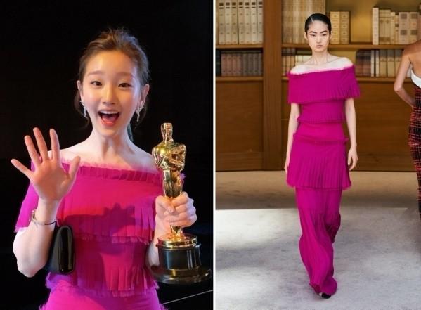 """Sao Hàn diện đồ Haute Couture: BLACKPINK dù đỉnh cao nhưng vẫn chịu thua """"chị đại"""" này ảnh 5"""
