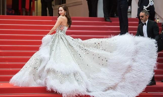 """Sao Hàn diện đồ Haute Couture: BLACKPINK dù đỉnh cao nhưng vẫn chịu thua """"chị đại"""" này ảnh 2"""