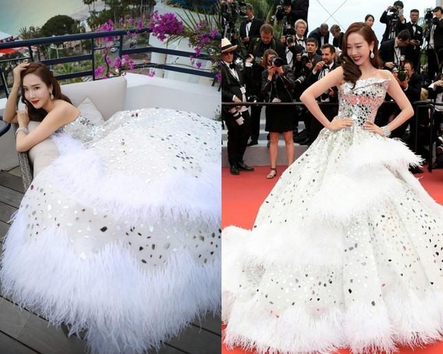 """Sao Hàn diện đồ Haute Couture: BLACKPINK dù đỉnh cao nhưng vẫn chịu thua """"chị đại"""" này ảnh 7"""