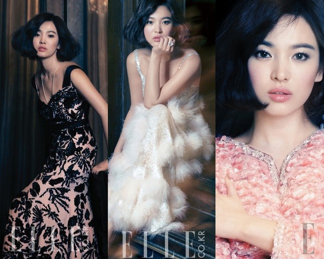 """Sao Hàn diện đồ Haute Couture: BLACKPINK dù đỉnh cao nhưng vẫn chịu thua """"chị đại"""" này ảnh 8"""
