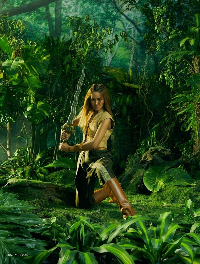 Còn ai hợp hơn H'Hen Niê nếu Disney tìm kiếm nàng công chúa đầu tiên của Đông Nam Á? ảnh 4