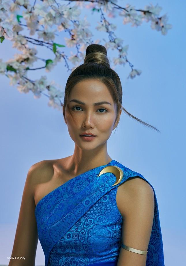 Còn ai hợp hơn H'Hen Niê nếu Disney tìm kiếm nàng công chúa đầu tiên của Đông Nam Á? ảnh 2