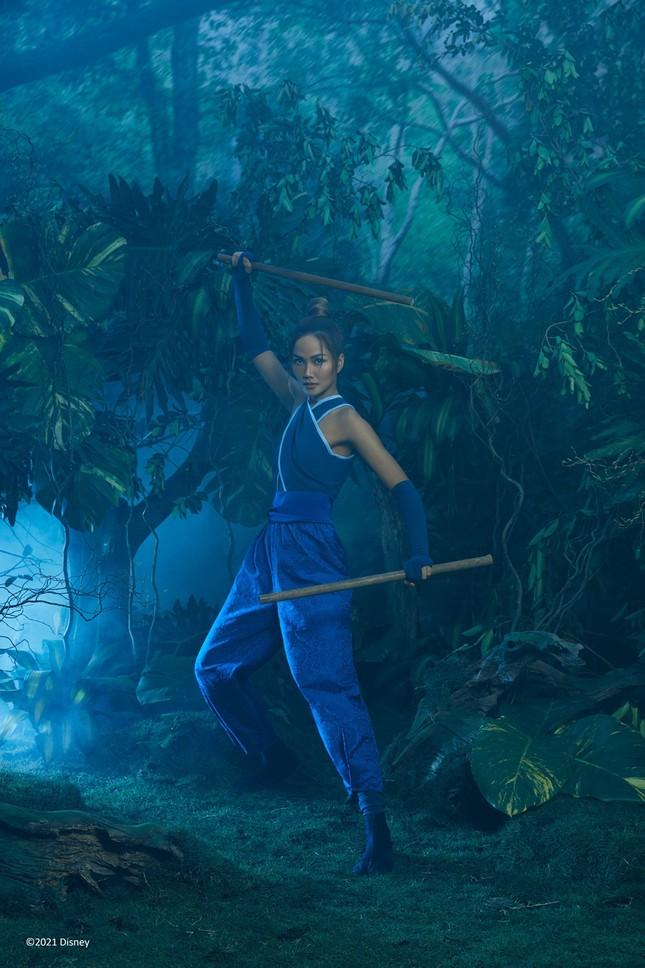 Còn ai hợp hơn H'Hen Niê nếu Disney tìm kiếm nàng công chúa đầu tiên của Đông Nam Á? ảnh 5
