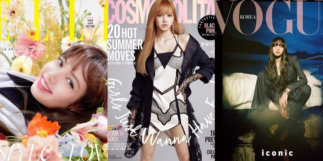 """Jennie và Jisoo đã """"mở khóa"""" 6 trang bìa tạp chí hàng đầu xứ Hàn, bao giờ đến lượt Lisa? ảnh 2"""