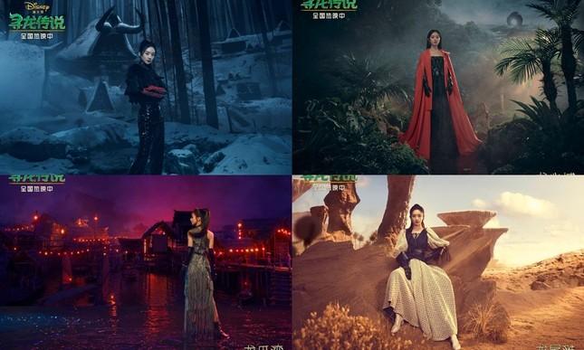 Cùng tạo hình công chúa Raya, Hoa hậu H'Hen Niê và Triệu Lệ Dĩnh ai thần thái hơn? ảnh 4