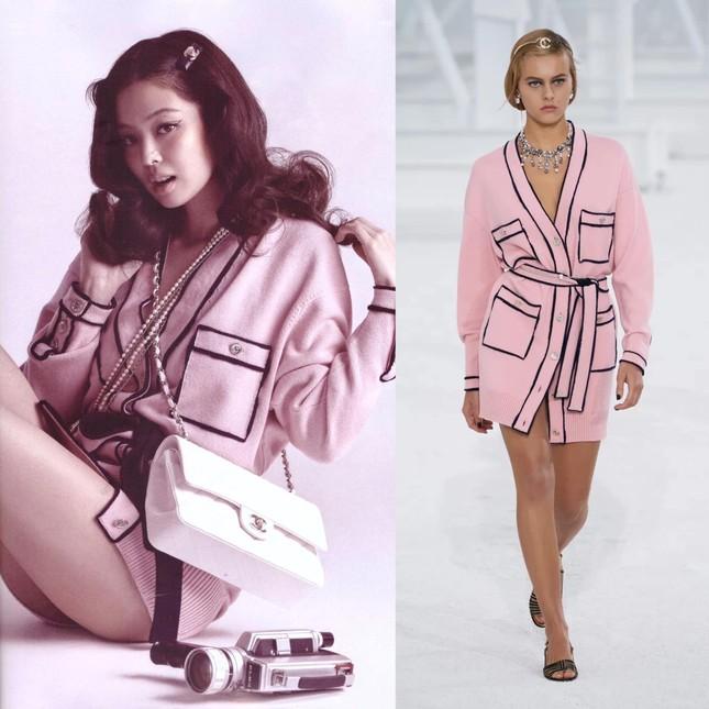 """Không hổ danh """"búp bê Chanel sống"""", Jennie được khen mặc đẹp hơn cả người mẫu của hãng ảnh 2"""