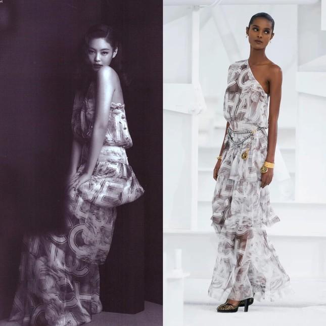 """Không hổ danh """"búp bê Chanel sống"""", Jennie được khen mặc đẹp hơn cả người mẫu của hãng ảnh 3"""