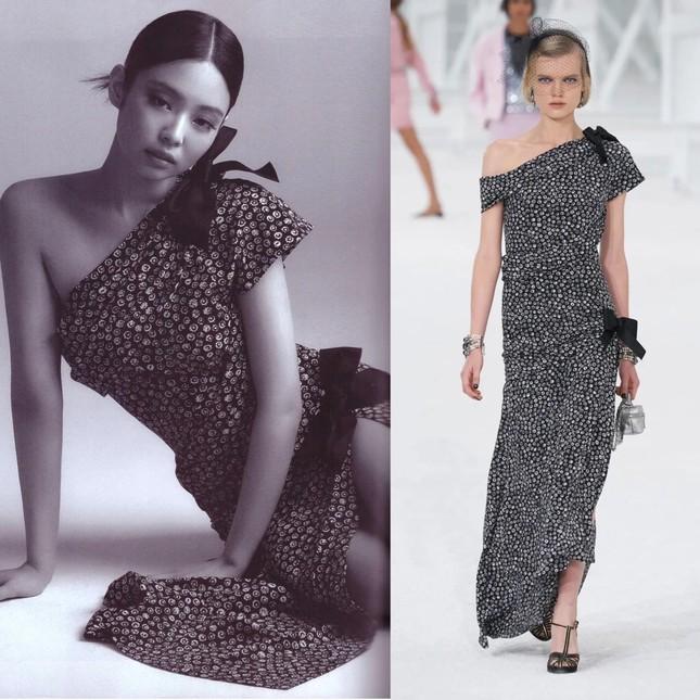 """Không hổ danh """"búp bê Chanel sống"""", Jennie được khen mặc đẹp hơn cả người mẫu của hãng ảnh 4"""