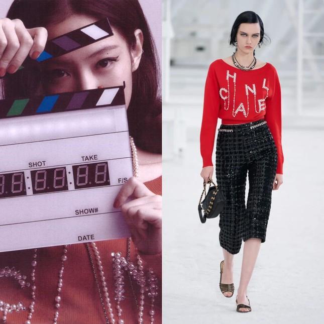"""Không hổ danh """"búp bê Chanel sống"""", Jennie được khen mặc đẹp hơn cả người mẫu của hãng ảnh 7"""
