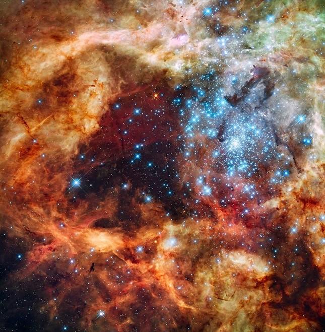 """Xem ảnh chụp vũ trụ trong ngày sinh: Người đẹp lung linh, người nhận hình """"thật ba chấm"""" ảnh 3"""