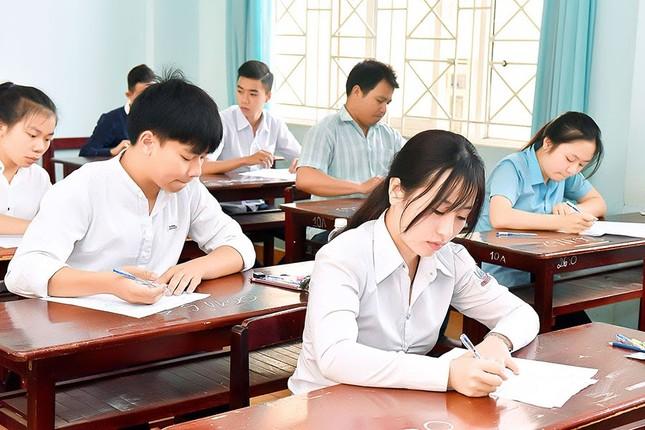 Khối trường Công an tăng gấp đôi chỉ tiêu, dùng kết quả thi tốt nghiệp THPT để xét tuyển ảnh 2