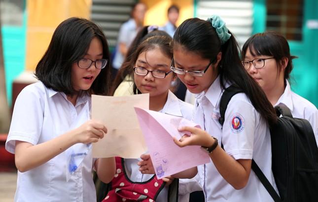 TP.HCM công bố kế hoạch tuyển sinh lớp 10 năm học 2020 - 2021 ảnh 1