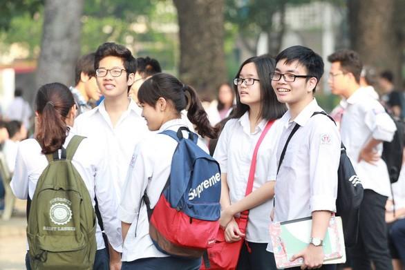 Vĩnh Phúc công bố 5 môn thi vào lớp 10 THPT năm học 2020 - 2021 ảnh 3