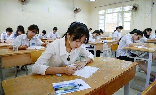 Vĩnh Phúc công bố 5 môn thi vào lớp 10 THPT năm học 2020 - 2021 ảnh 2