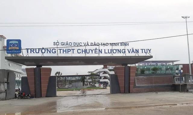"""Thiết kế """"chất nhất Vịnh Bắc Bộ"""", 4 trường THPT chuyên khiến teen ngắm ảnh cũng phải GATO ảnh 21"""