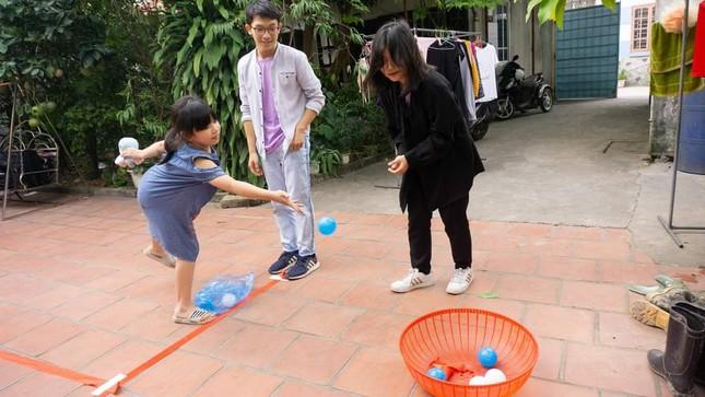 """Dự án """"Ấp iu thương"""": Cùng Amsers nuôi dưỡng những xúc cảm trong trẻo, hồn nhiên ở trẻ em ảnh 4"""
