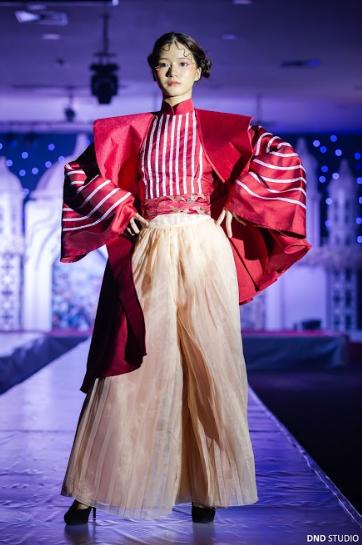 LaMode 2020: Mãn nhãn với show thời trang lấy cảm hứng từ thời kỳ Phục Hưng của Amser ảnh 5