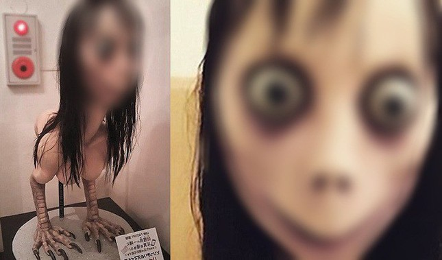 Quái vật Momo trên YouTube đã khiến trẻ em hoảng loạn, tự làm mình bị thương như thế nào? ảnh 2