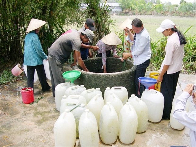 Thủ tướng yêu cầu khẩn cấp ứng phó với hạn mặn, thiếu nước ảnh 1