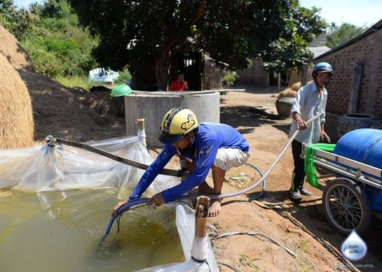 Nguy cơ 80.000 hộ dân 'khát' nước sinh hoạt do hạn mặn ảnh 3