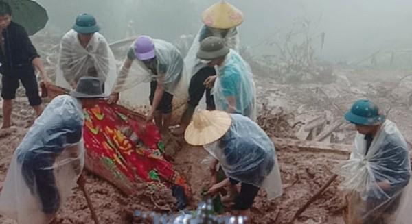 Mưa ngập bất thường ở Hà Giang: Khẩn cấp di dân đến nơi an toàn ảnh 1