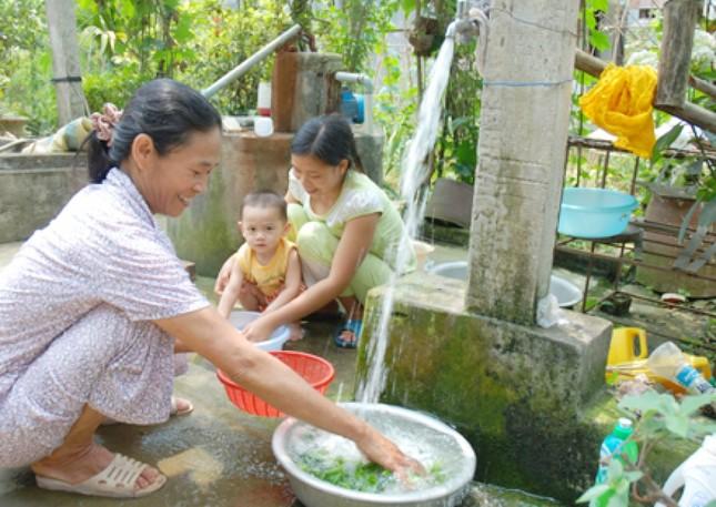 Phú Thọ tập trung xử lý những công trình cấp nước sạch nông thôn hiệu quả thấp ảnh 1