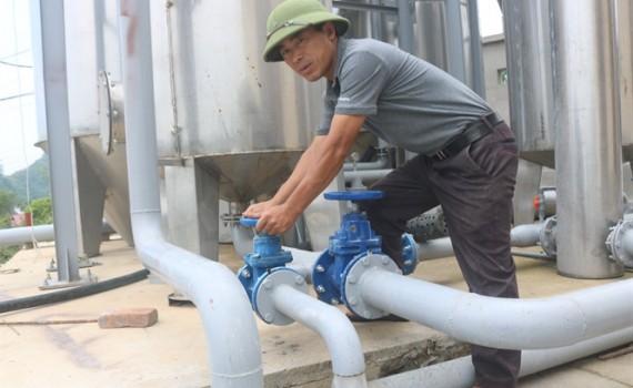 Sơn La đặt mục tiêu 100% hộ dân nông thôn sử dụng nước hợp vệ sinh vào năm 2025 ảnh 1