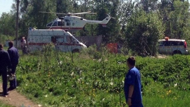 Nga: Tàu hỏa đâm nhau, hơn 50 người thương vong ảnh 1