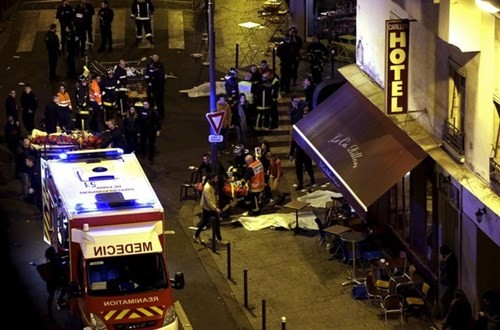 Nhìn lại những vụ khủng bố kinh hoàng tại Pháp ảnh 1