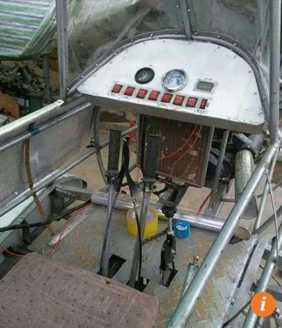 Nông dân Trung Quốc chế tạo máy bay từ phế liệu ảnh 4