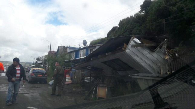 Động đất cực mạnh, cảnh báo sóng thần cao 3 mét ở Chile ảnh 1