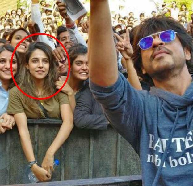 Cô gái bỗng dưng nổi tiếng vì chụp selfie cùng thần tượng ảnh 2