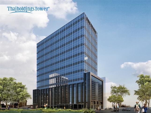 Thaiholdings Tower - Thương hiệu mới đẳng cấp mới ảnh 1
