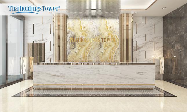 Thaiholdings Tower - Thương hiệu mới đẳng cấp mới ảnh 3