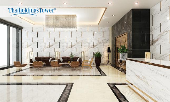 Thaiholdings Tower - Thương hiệu mới đẳng cấp mới ảnh 4