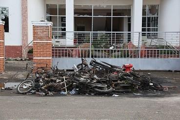 Bí thư Tỉnh ủy Bình Thuận: Đang sàng lọc các đối tượng kích động ảnh 1