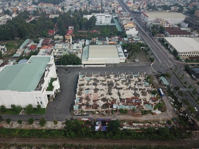 Cận cảnh khu phức hợp không phép giữa trung tâm thành phố Biên Hòa ảnh 1