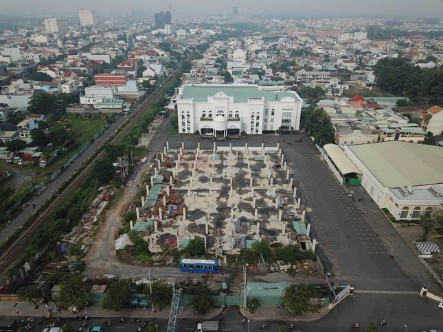 Cận cảnh khu phức hợp không phép giữa trung tâm thành phố Biên Hòa ảnh 3