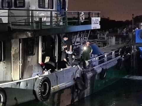 Cháy tàu chở xăng dầu, 3 người tử vong ảnh 2