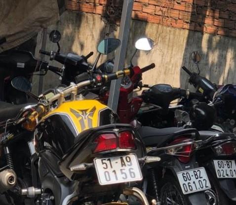 Nhờ định vị phát hiện nhiều xe máy trộm cắp trong nhà đối tượng mới ra tù ảnh 1