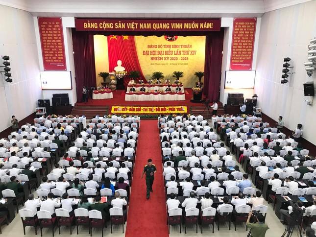Đại tướng Lương Cường chỉ đạo Đại hội Đảng bộ Bình Thuận ảnh 1